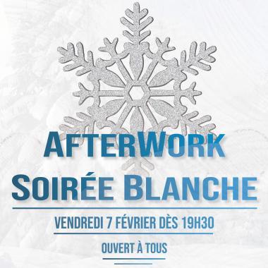 After Work Soirée Blanche